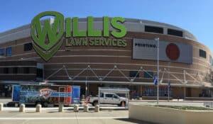 willis lawn formerly chesapeake arena